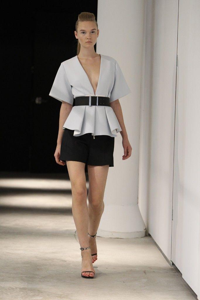 Robert Rodriguez RTW Spring 2014 - Slideshow - Runway, Fashion Week, Reviews and Slideshows - WWD.com