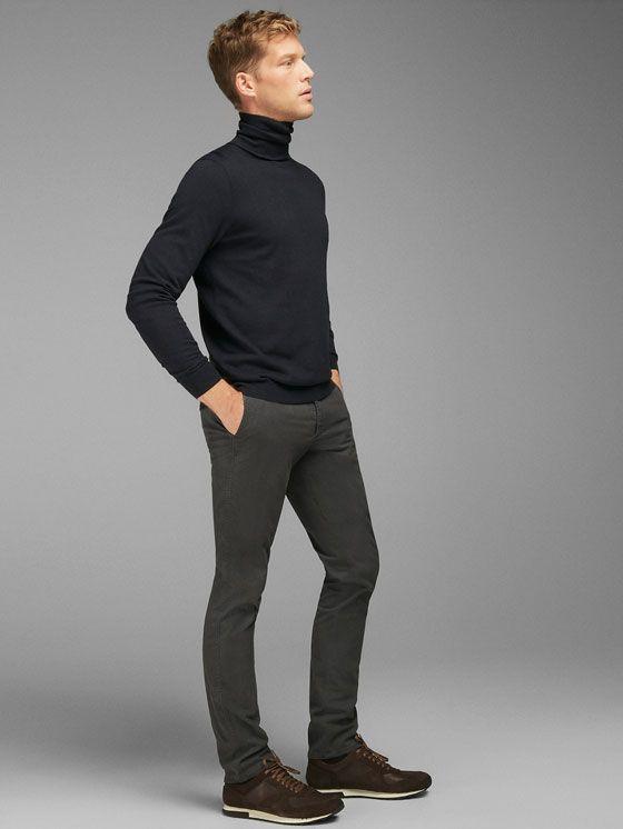 Pantalones de hombre | Massimo Dutti