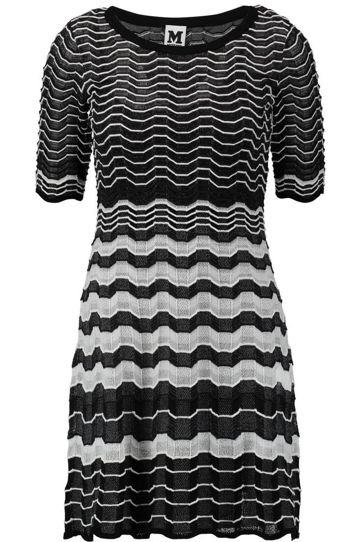 Shop on-sale M Missoni Crochet-knit mini dress. Browse other discount designer Dresses & more on The Most Fashionable Fashion Outlet, THE OUTNET.COM