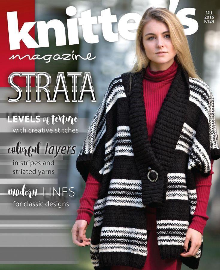 Knitter's Magazine Fall 2016 - 轻描淡写 - 轻描淡写