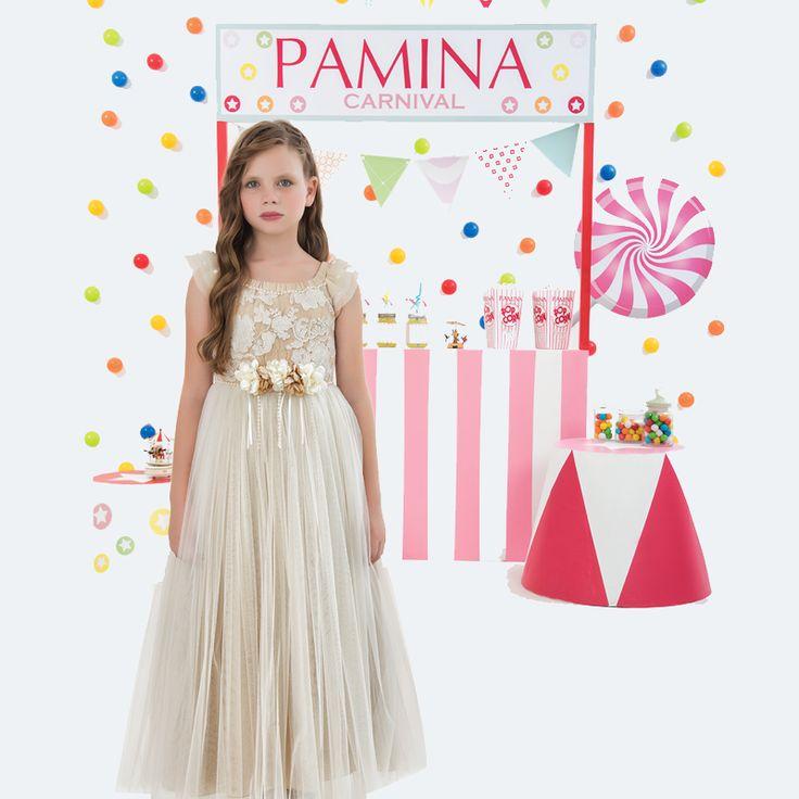 Çocuk tasarımın adresi Pamina Kids! Pamina Kids, the address of junior design! لألطفال التصميم عنوان كيدز بامينا Адрес дизайна детской одежды Pamina Kids!