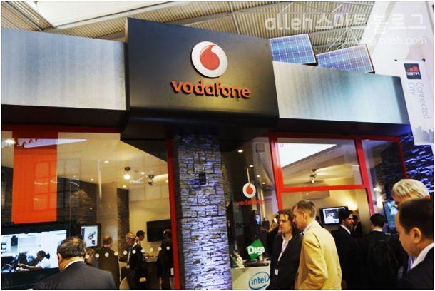 olleh 스마트 블로그 :: [MWC 2013 #6] 커넥티드 시티에 참여한 해외 유명 통신사들의 전시관 구경하기!