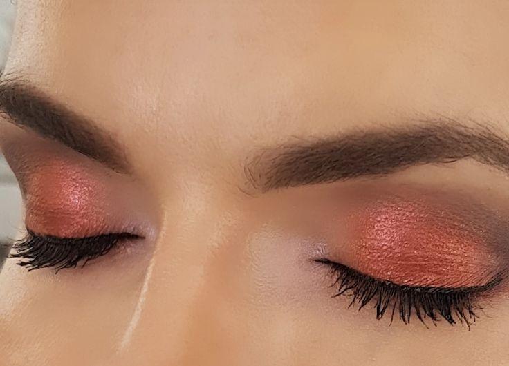 maquillaje HD ojos