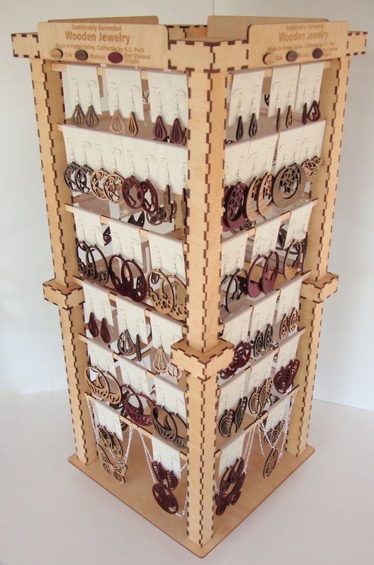 Find This Pin And More On Jewelry Holders