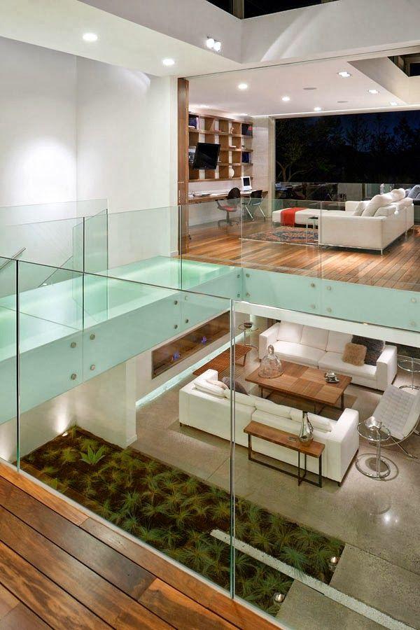 Las 25 mejores ideas sobre escalera moderna en pinterest for Casa moderna 9 mirote y blancana