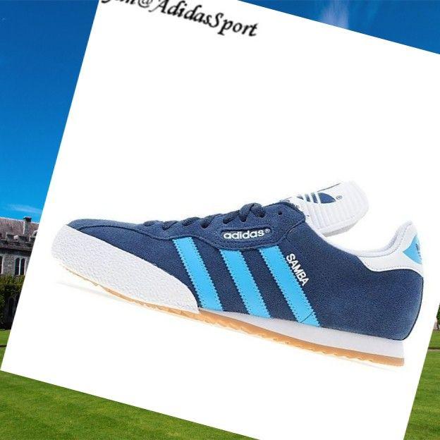 Buy adidas super samba blue > OFF71% Discounted
