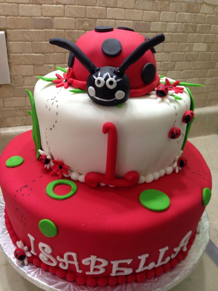 Birthday Cake Happy Birthday Isabella