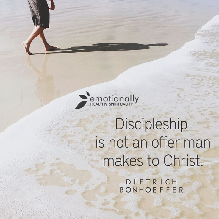 """Discipleship is the product of our deep and intimate relationship with Him. What does it actually mean to be a """"disciple"""" of Jesus?"""