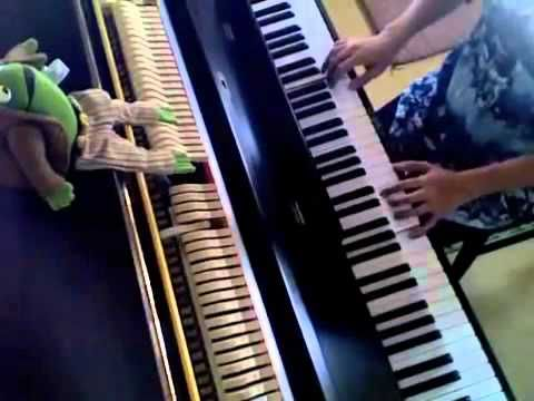 "Potemayo OP ""Katamichi Catch Ball"" piano cover. - YouTube"