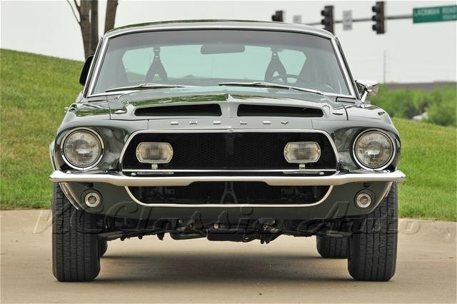 1968 ford shelby cobra gt 500 for sale muscle cars collector antique and vintage cars. Black Bedroom Furniture Sets. Home Design Ideas