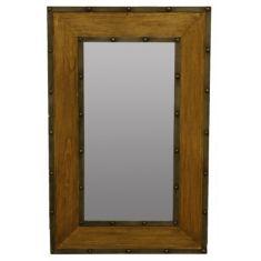 Engineer Rectangular Mirror  | Mirrors