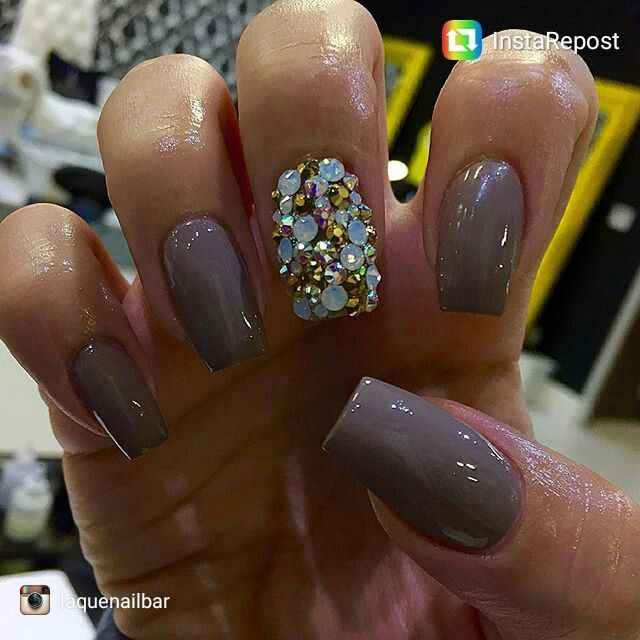 """JUNK NAILS:  IF THEY JUST """"HAVE"""" TO BE SHORT, I WANT THEM SHAPED LIKE THIS!!"""