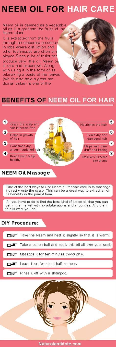 Neem oil for hair care : 10 DIY strategies to place this magic remedy to make use of