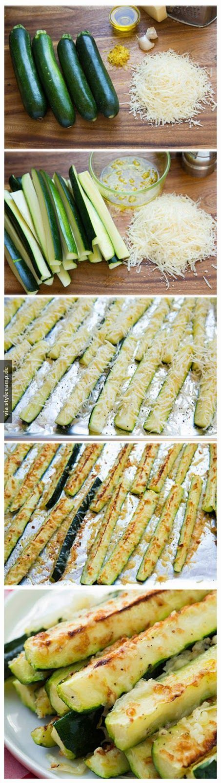 Ein bombastisches Geschmackserlebnis mit Zucchini?