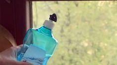 Fenster putzen: Einen guten Schuss flüssigen Klarspüler vom Geschirrspülautomat ins Putzwasser geben (ohne Zusatz anderer Putzmittel) - das wirkt Wunder und hält den Schmutz nachhaltig fern.