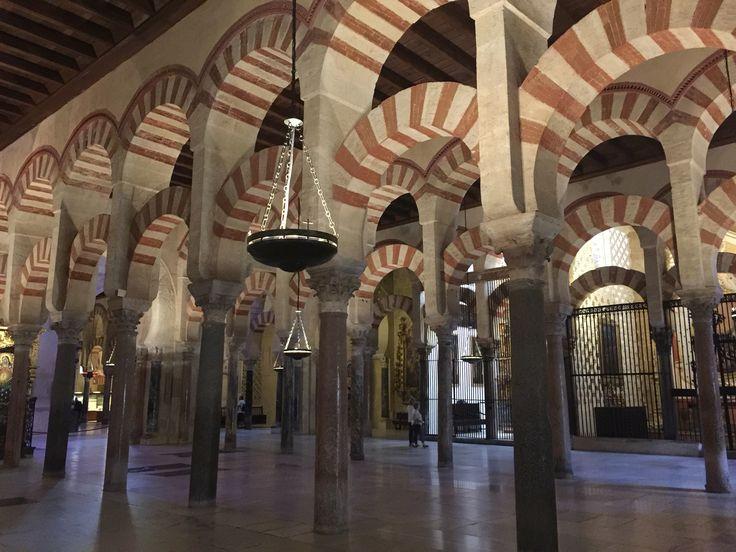 Catedral mezquita de Córdoba. España.