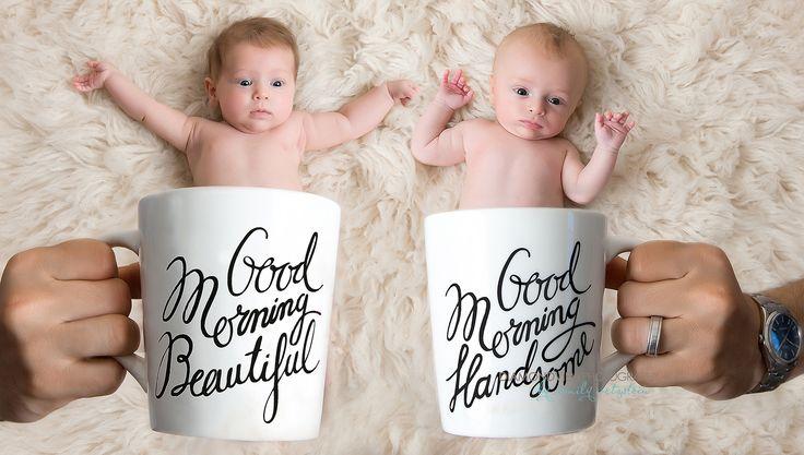 赤ちゃんがマグカップに♡可愛すぎるベビーマギングフォト10選