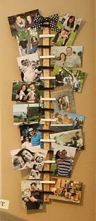 definitely making this! photo or card holder
