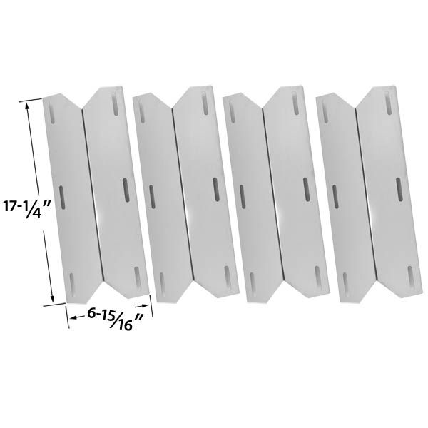 4 PACK STAINLESS STEEL VAPORIZOR BAR FOR STERLING FORGE, CHARMGLOW, COSTCO KIRKLAND, NEXGRILL & LOWES MODEL GRILLS Fits Compatible Sterling Forge Models : 720-0016, Chateau 720-0058, Courtyard 720-0016 Read More @http://www.grillpartszone.com/shopexd.asp?id=33498&sid=25390