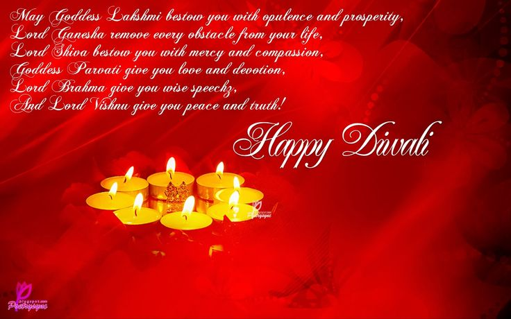 Happy Diwali sms Wishes Images in English