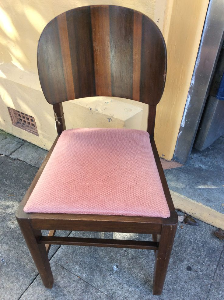 These are in great condition veneer kitchen chairs. #retro # vintage #chairs #itsmeagain
