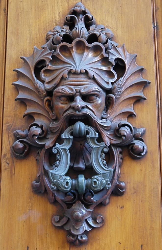 Ornate #DoorKnocker