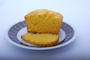 Maïsbrood - tarwe vervangen door glutenvrij meel