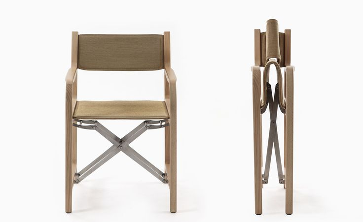 Our favorite Milan-based architect Michele de Lucchi designs the 298 chair - a foldable wooden director's chair- for Cassina. The chair was designed in honor of the Unicredit Pavilion, the magnificent oval shaped, all wood structure designed by de Lucchi, currently under construction in Milan's Porta Nuova district. Salone del Mobile 2015