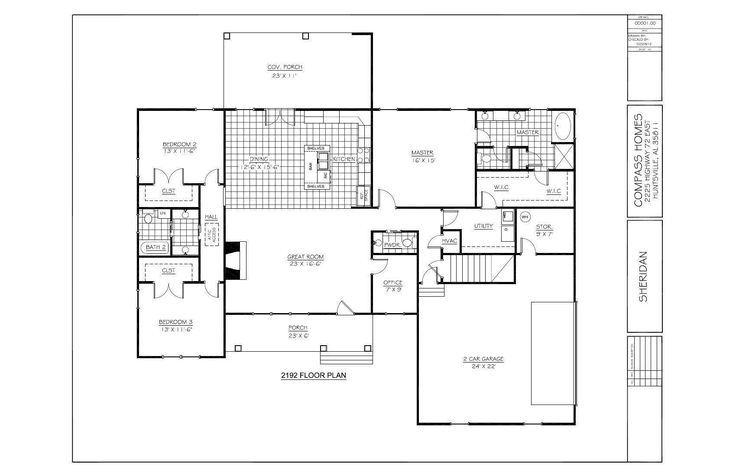 The Prestwick - Compass Homes
