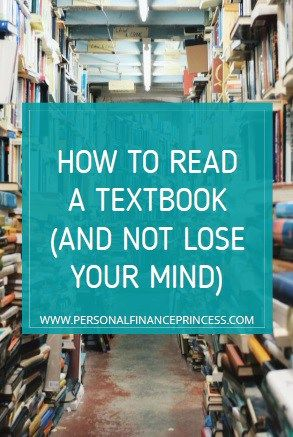 College Study Tips | How to Read and Study a Textbook