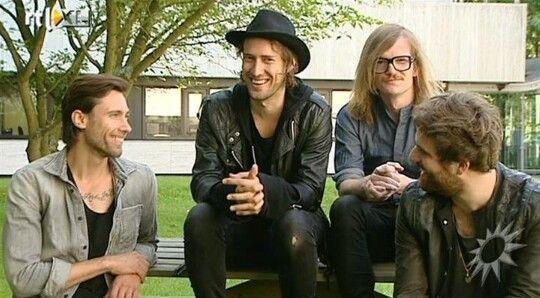 Their smiles tho