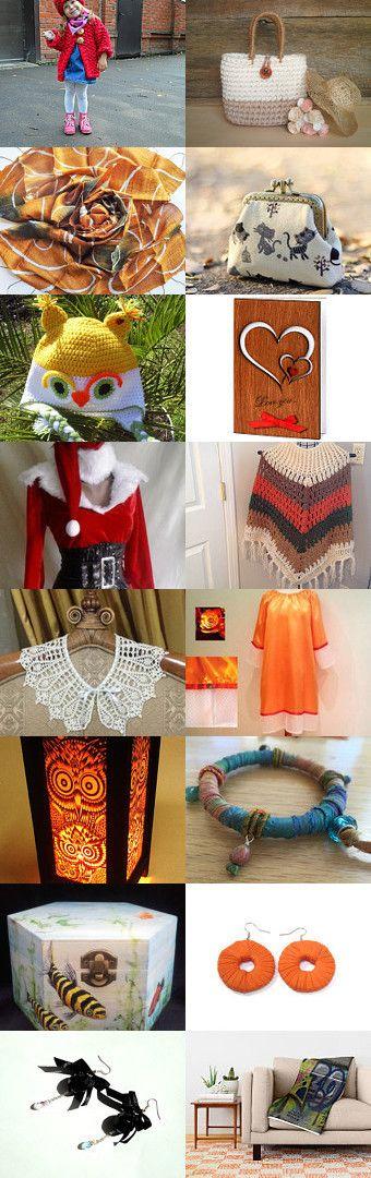 Warm autumn gifts by Svetlana Barashkova on Etsy--Pinned+with+TreasuryPin.com