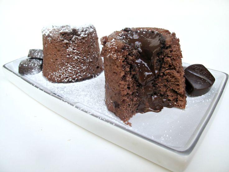 Molten Lava Cake | Recipe | Molten Lava Cakes, Lava Cakes and Lava