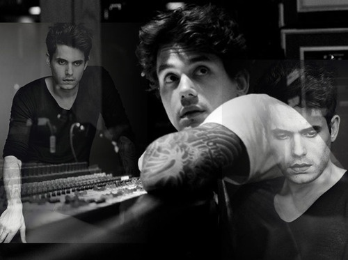 John Mayer, a humble person, a gentle spirit, with passion & purpose, and an amazing singer & guitarist... can't wait to make a show...