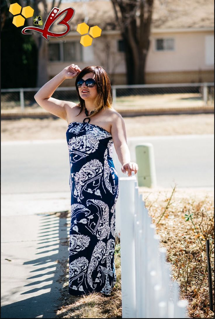 Back by popular demand, a maxi dress you just must have!
