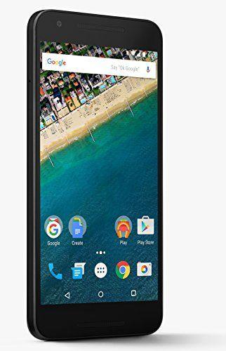 LG H791 Smartphone portable débloqué 4G (Ecran: 5,2 pouces – 32 Go – Nano-SIM – Android) Noir