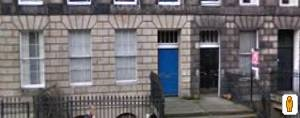 Ha, was it the blue door - I can't remember - but yep, 13 Leopold Place, Leith was where I flatted in Edinburgh in 1972