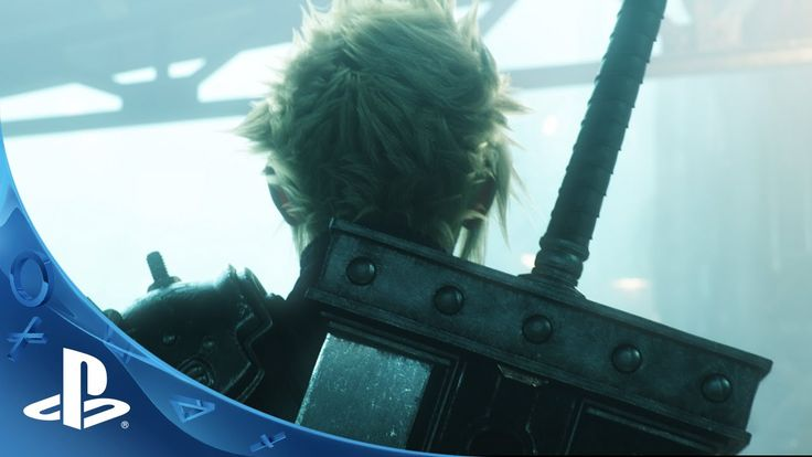 Final Fantasy VII - E3 2015 Trailer | PS4 *This is a DREAM COME TRUE!!! FFVII Remade onto today's graphics.....I can not wait to play this game whenever it comes out....this E3 was pretty hyped!!!!
