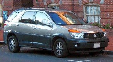 Top 3 Best Used 7-Passenger SUVs  http://blog.iseecars.com/2009/10/26/top-3-best-used-7-passenger-suvs/ Buick_Rendezvous