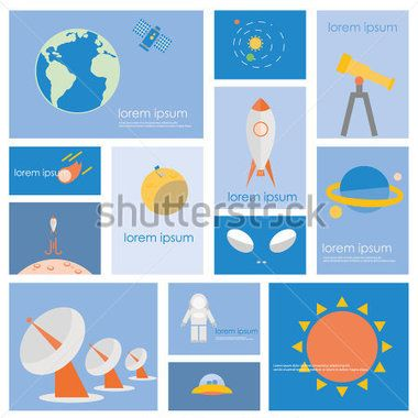 astronomy-science-and-space-icon-set-flat-vector-retro-design_208991746.jpg (380×380)