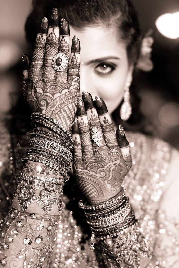 Bridal Mehndi Designs Collection 2016-2017 for Wedding Brides (1)