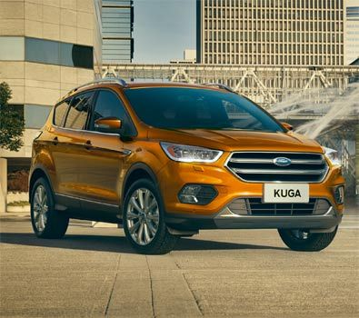 福特六和 | The new-ford kuga 歡迎參觀THE NEW FORD KUGA