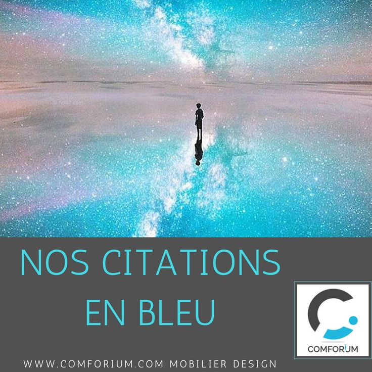 Connu 58 best Citations en bleu images on Pinterest | Qoutes, Quotes  UG99