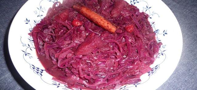 Winterse Rode Kool Met Verse Cranberry's recept   Smulweb.nl
