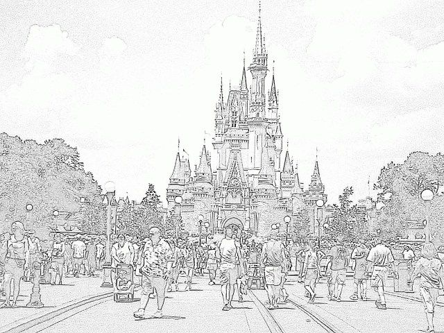 30 Awesome Picture Of Castle Coloring Pages Albanysinsanity Com Castle Coloring Page Disney Castle Castle Pictures