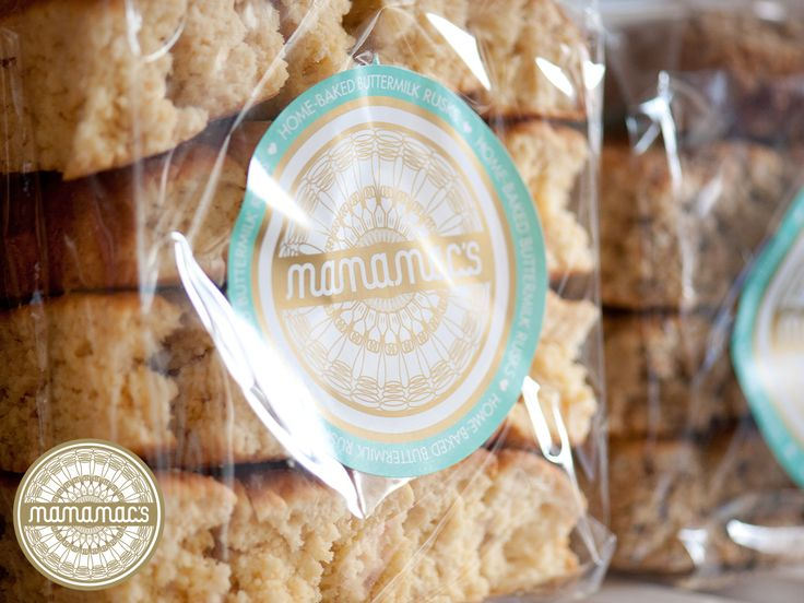 Lourensia Mackenzie recommends: My pick of the month is our Buttermilk rusks. Why? Because they taste like cake! Shop Here: http://ow.ly/HBBz30aKNUf