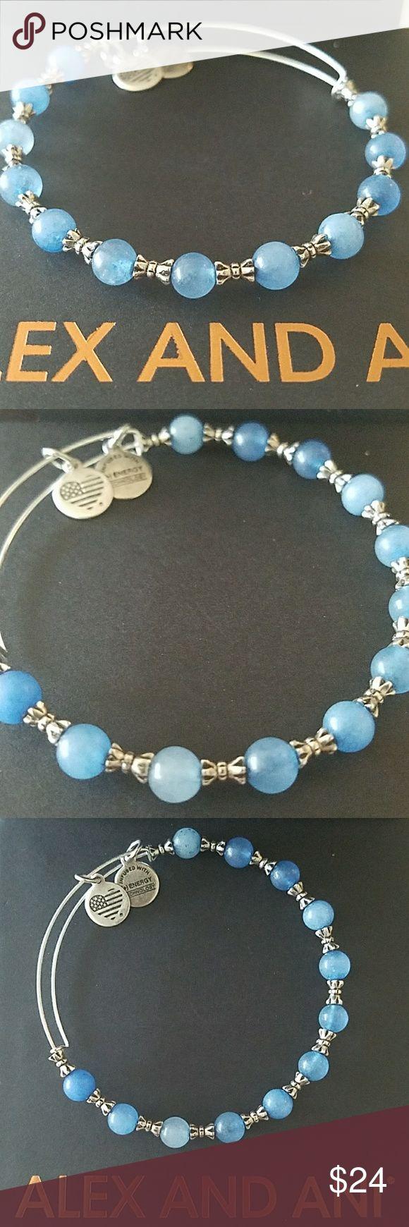 1 DAY SALE NWOT Alex & Ani Bracelet Alex and Ani Deep Sea Collection. Navy Harbor. Bundle and save. Use offer button to negotiate. Alex & Ani Jewelry Bracelets