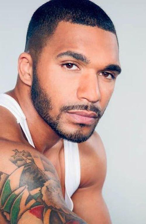 77 best black men beard styles amp mustache styles for 2019 - 500×764