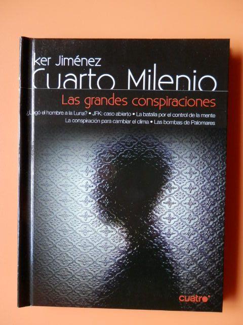 A la venta en llibresdetot.com #cuartomilenio #ikerjimenez ...