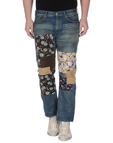 JUNYA WATANABE COMME des GARÇONS Джинсовые брюки
